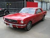 Ford American) Mustang 1964-1968